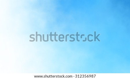 Blue creative abstract grunge background - stock photo