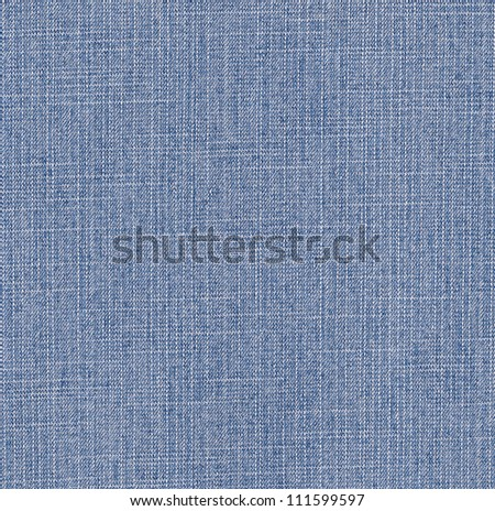 Blue  denim jeans texture. Background. Close up - stock photo