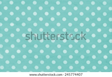 blue dots pattern background. - stock photo