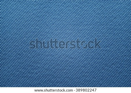 Blue fabric , texture , background, macro