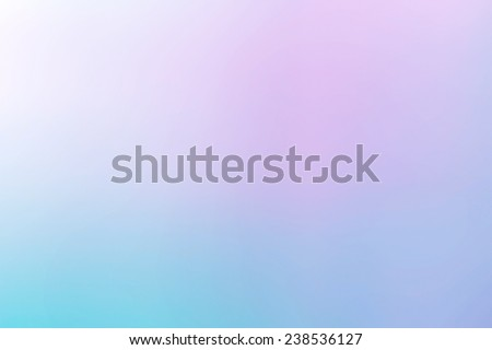 Blue gradient defocused abstract background - stock photo