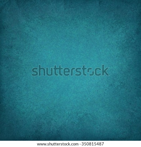 blue green background with grunge texture, vintage background wall with peeling cracked and rusted paint, cool textured backdrop for graphic art designs - stock photo