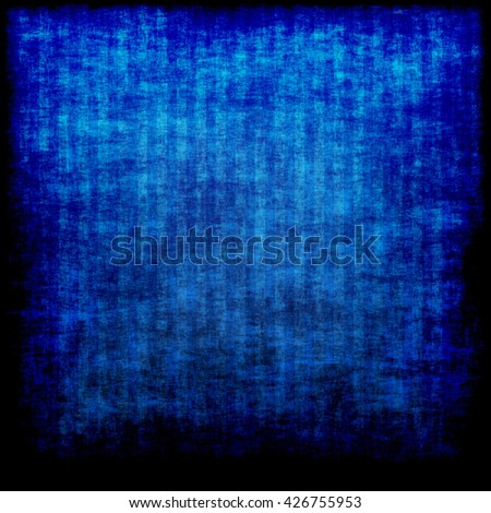 blue grunge paper background - stock photo