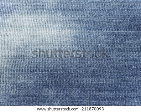 blue jeans texture for any background - stock photo