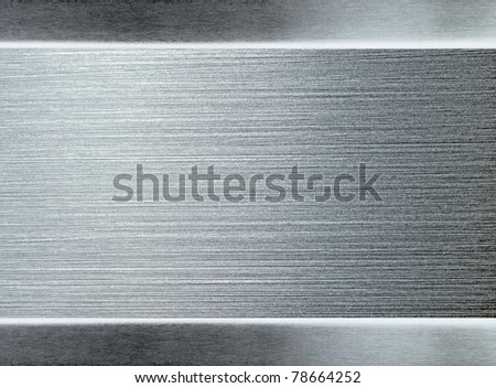 Blue metal texture industrial perforated plate - stock photo