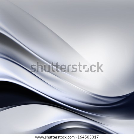 Blue Motion Background - stock photo