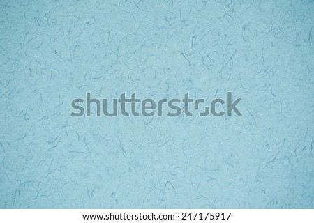 blue Paper Texture Background Scrapbooking. - stock photo