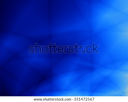 Blue sky abstract wallpaper modern background - stock photo