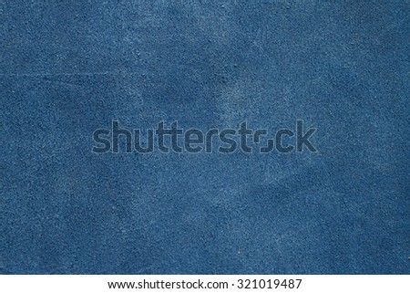 Blue suede background pattern.  - stock photo