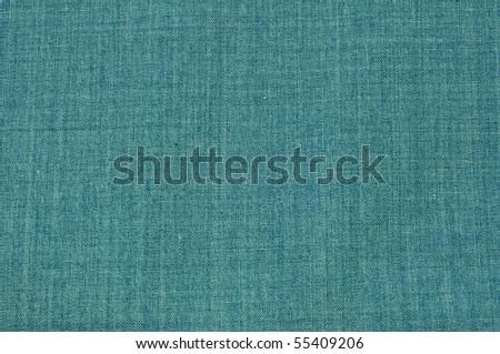 Blue wool - stock photo