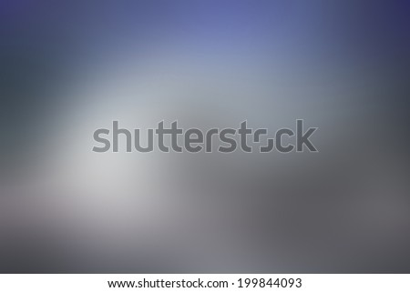 Blur abstract background blue color. - stock photo