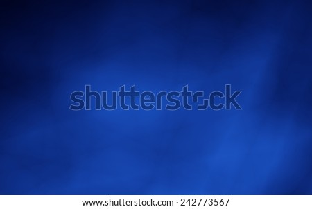 Blur abstract elegant blue nice background - stock photo