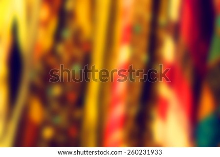 Blur background abstract colorful vintage - stock photo
