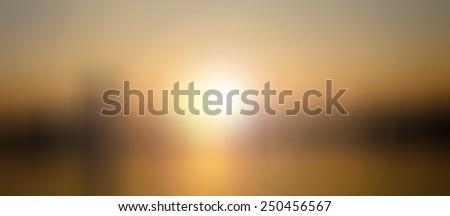 blur cityscape background  - stock photo
