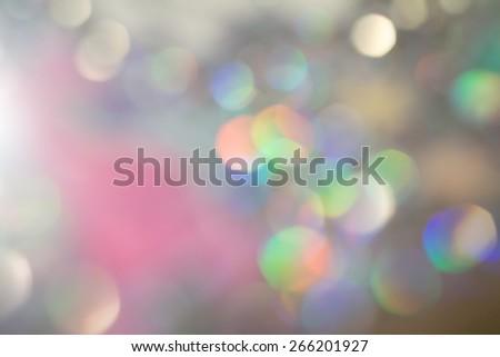 Blur Light Background - stock photo