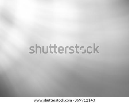 Blur monochrome illustration old paper gray background - stock photo