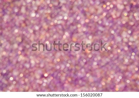 Blur version of purple silica gel background. - stock photo