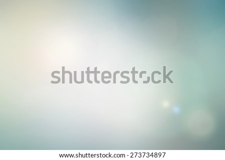Blurred abstract background with light flare and clouds in vintage style with double exposure  - stock photo