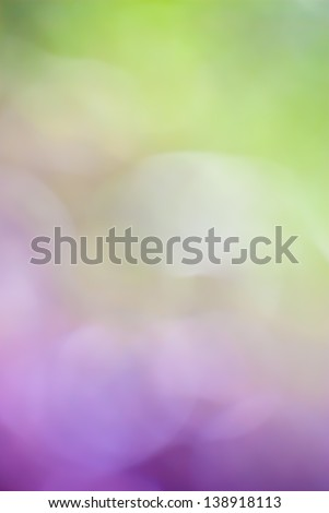 blurred background texture, gradient, green and purple - stock photo