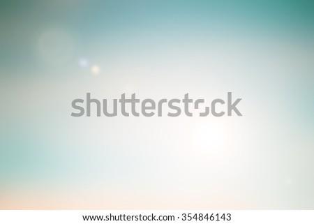 blurred beautiful natural landscape - photo #11