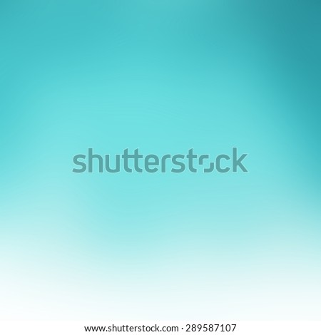 blurred blue green sky background - stock photo