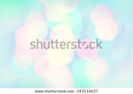 Blurred color lights abstract background - stock photo