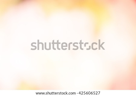 Blurred flower bouquets wedding concept.in pink tone. - stock photo