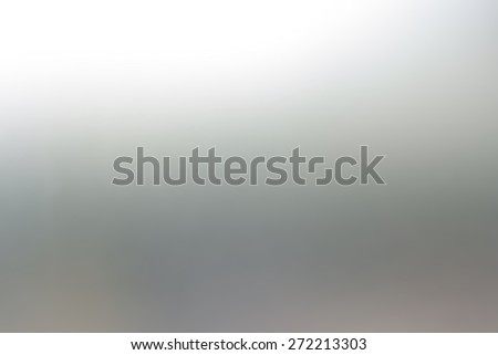 Blurred Frosted glass texture background - stock photo