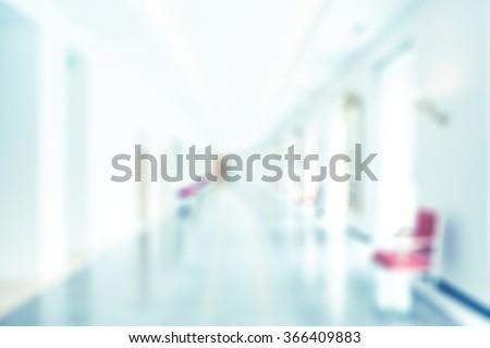 BLURRED INTERIOR BACKGROUND - stock photo