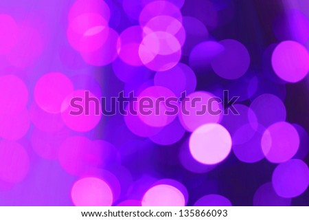 Blurred lilac lights abstract background - stock photo