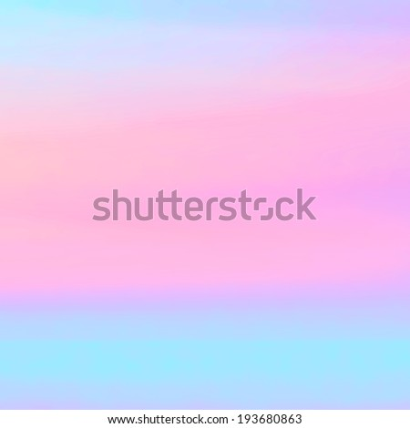 Blurry abstract  gradient backgrounds. Smooth Pastel Abstract Gradient Background with pink and blue  colors.  - stock photo