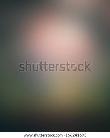 Blurry Backdrop - stock photo