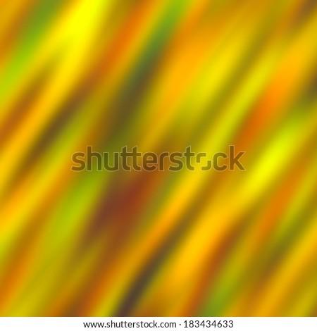 Blurry Golden Background - Warm Abstract Elegant Background - stock photo