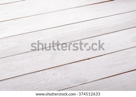 boards painted in white texture close-up  useful as background - stock photo