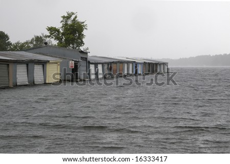 Boat Storm Shelter : Storm shelter door stock photos images pictures