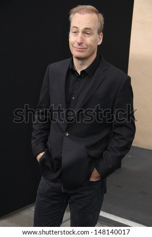 "Bob Odenkirk at the ""Breaking Bad"" Special Premiere Event, Sony Studios, Culver City, CA 07-24-13 - stock photo"