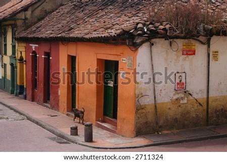 Bogota, Colombia - stock photo