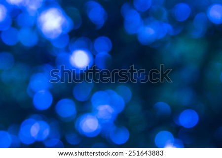 bokeh background or Christmas background - stock photo