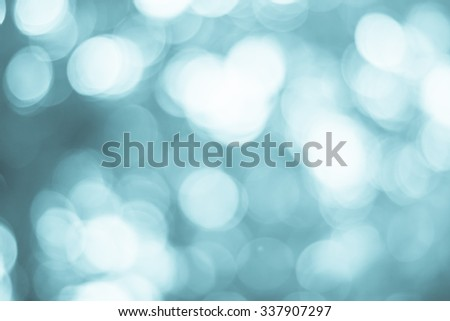 bokeh background or Christmas background. - stock photo