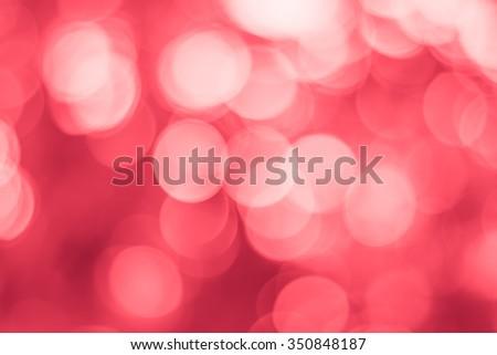 bokeh background or Christmas background. - stock photo
