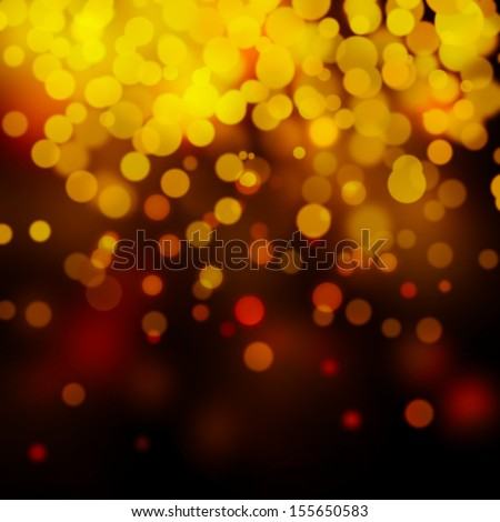 bokeh Festive background. Christmas and New Year. - stock photo