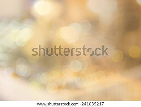 Bokeh lights background. - stock photo