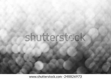 bokeh lights background - stock photo