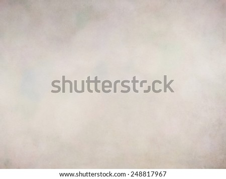 Bokeh Parchment Background Texture in Neutral Beige Cream Tan  - stock photo
