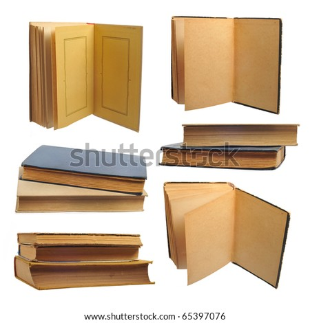book - stock photo