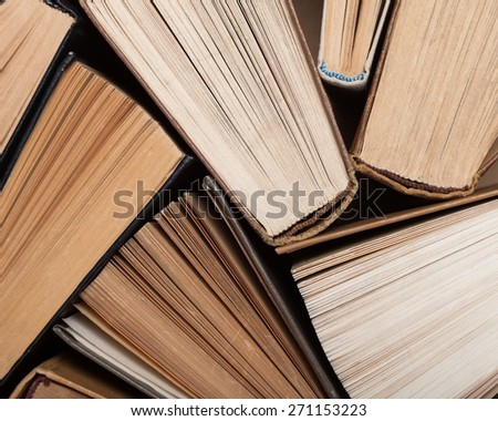 Book, Education, Abstract. - stock photo