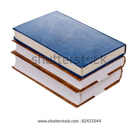 Books Stack - stock photo