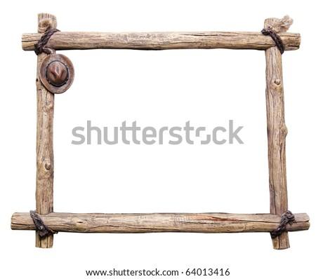 border for hunter - stock photo