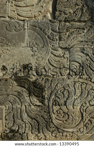 Borobudur Temple - stock photo