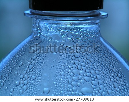 bottle - stock photo